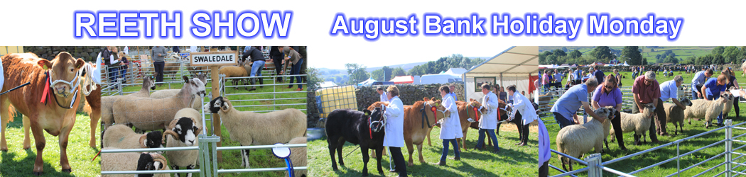 Image result for reeth show 2018